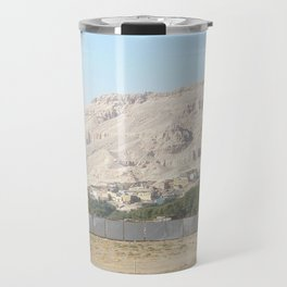 The Clossi of memnon at Luxor, Egypt, 3 Travel Mug