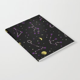 Galactic Pattern Notebook