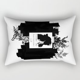 Our fanciest's of logo expressions. Rectangular Pillow