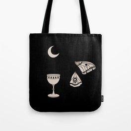 Moon Moth Chalice Tote Bag