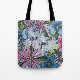 Give Grace Tote Bag