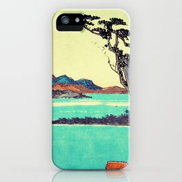 Waking from Winter iPhone Case