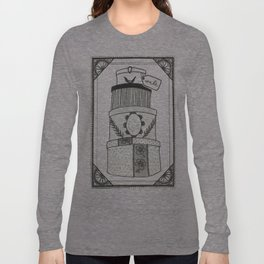 Hatboxes Long Sleeve T-shirt