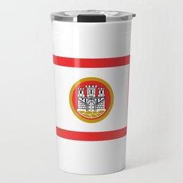 Flag of bergen Travel Mug
