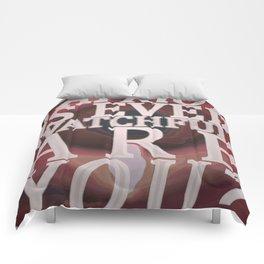 Watchful Comforters