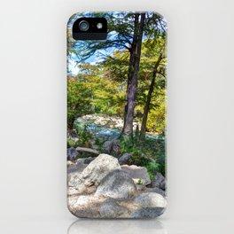 Gruene, Texas iPhone Case