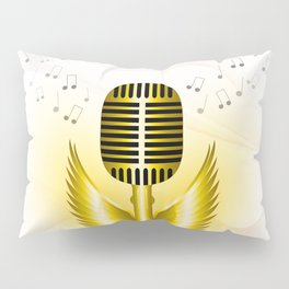 Music is soaring Pillow Sham