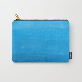 Blue Skies Ombre Carry-All Pouch