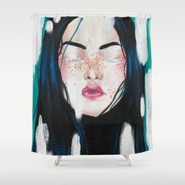 Amnesia Shower Curtain