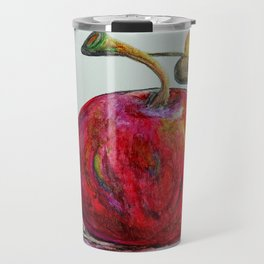 Kaleidoscope Apple or APPLE FOR THE TEACHER Travel Mug
