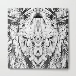 kaleidiograph 0004 Metal Print