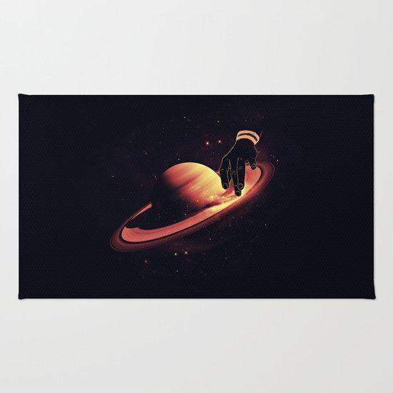 Saturntable Rug