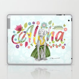 ALOHA WEIM Laptop & iPad Skin