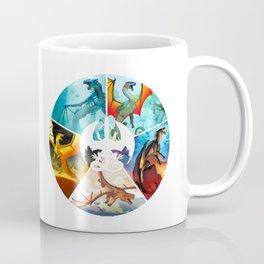 Wings of fire dragon Coffee Mug