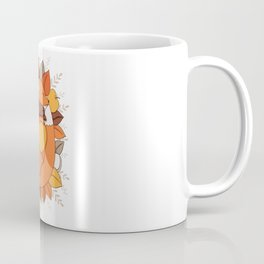 Fox Apple Sauce Coffee Mug