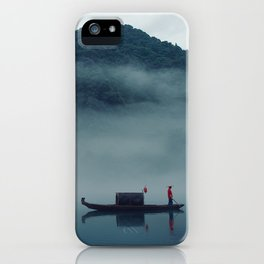 Tranquility - Fine art Photograph iPhone Case