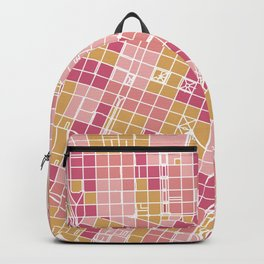 Portland map Backpack