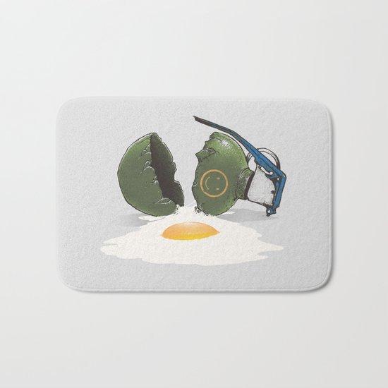 Eggsplosion Bath Mat