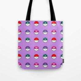 Pastelball Tote Bag