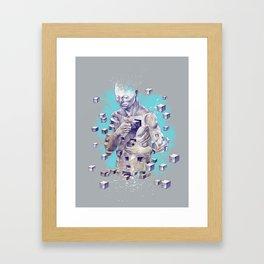 Create Yourself Framed Art Print