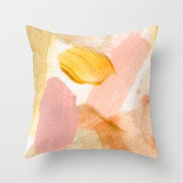 Senses A2 Throw Pillow