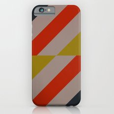 Modernist Geometric Graphic Art iPhone 6s Slim Case