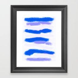 Hazy Day Framed Art Print