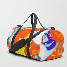 Holiday Excursion        by Kay Lipton Duffle Bag