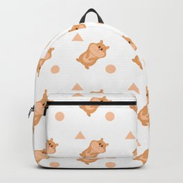 Hamsters Backpack