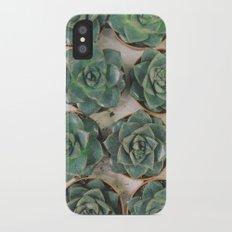 Succulent Collection Slim Case iPhone X