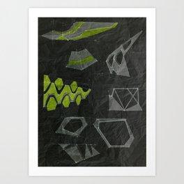 Concept art ez7 Art Print