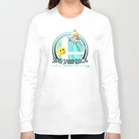 super smash bros Long Sleeve T-shirts featuring Rosalina - Super Smash Bros. by Donkey Inferno