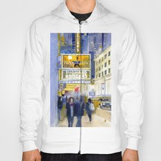 Richard Rodgers - NYC - Broadway - Theater District Hoody