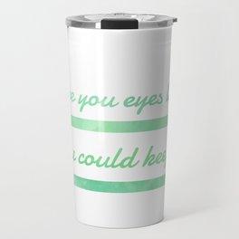 I Really Like You Travel Mug