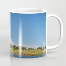 Cliffs, Lake Sakakawea, North Dakota 1 Coffee Mug