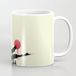 Samurai Woman Coffee Mug