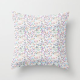 Humanity 08 Throw Pillow