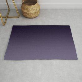 Ombre Ultra Violet Dark Purple Rug