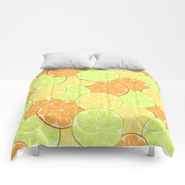 Citrus. Comforters