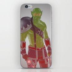 Regghar iPhone & iPod Skin
