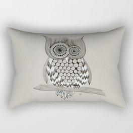 Rupert Owl Rectangular Pillow