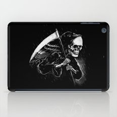 DEATH WILL HAVE HIS DAY iPad Case
