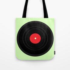 Record Tote Bag