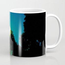 The Moon Fell From The Sky Tonight & A Tree Saved Her Coffee Mug