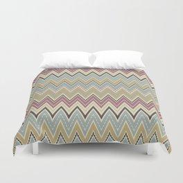 Ethnic patterns. Tribal pattern . Duvet Cover