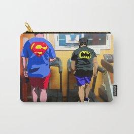 La fabbrica dei supereroi #1 Carry-All Pouch
