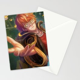707 from Mystic Messenger Stationery Cards