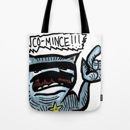 commence Tote Bag
