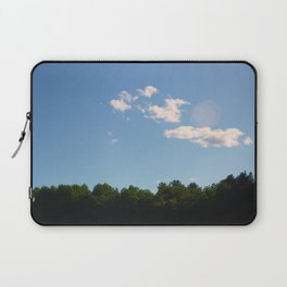 Lone Clouds Laptop Sleeve