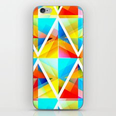 Summer Triangles iPhone & iPod Skin